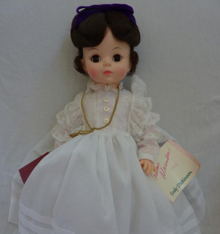 boneca 4 madame alexander