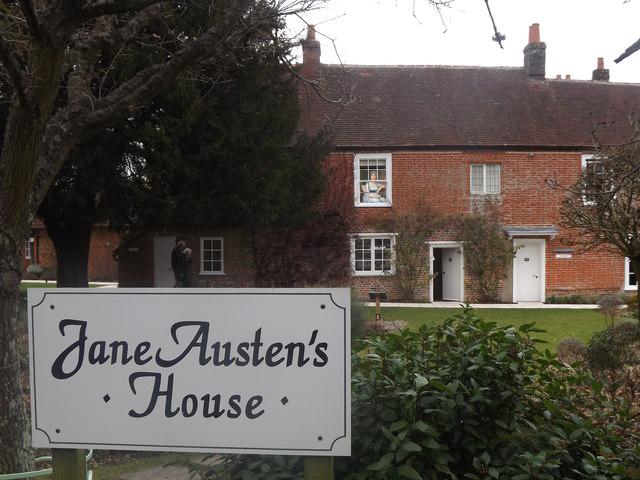 Jane-Austen-House