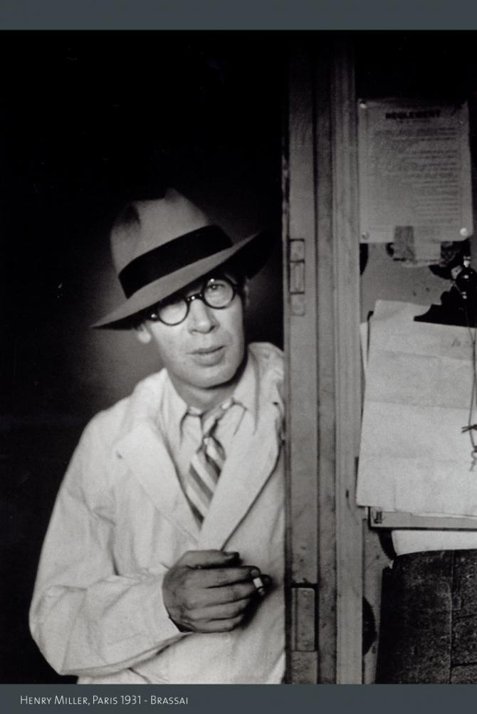 Henry Miller no início dos anos 30