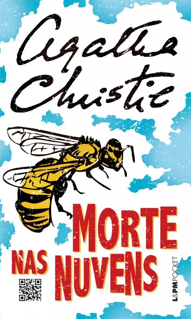Um novo título de Agatha Christie que já chegou em e-book