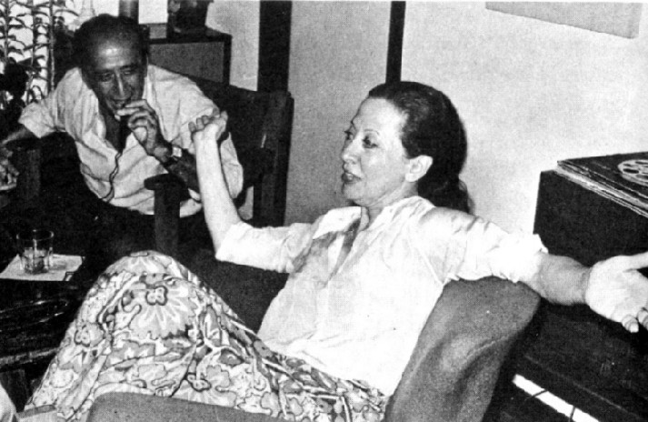 A amizade entre Millôr e Fernanda Montenegro atravessou décadas