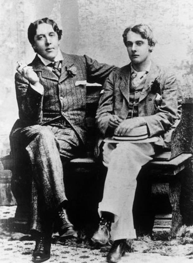 Oscar Wilde e Lorde Alfred Douglas