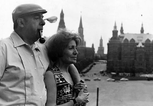 Pablo Neruda e Matilde