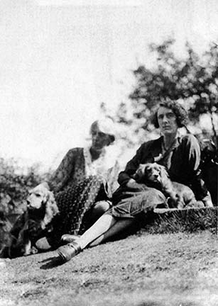 Virginia Woolf e Vita