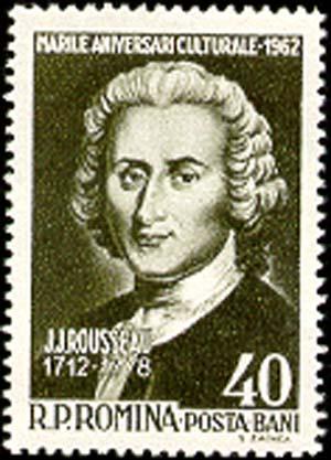 Rousseau também esteve nas cartas que partiram da Romênia
