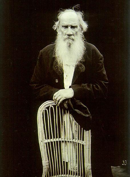 Tolstói, um dos vegetarianos mais militantes da literatura
