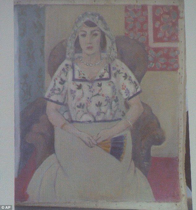 Matisse encontrado na casa de Gurlitt
