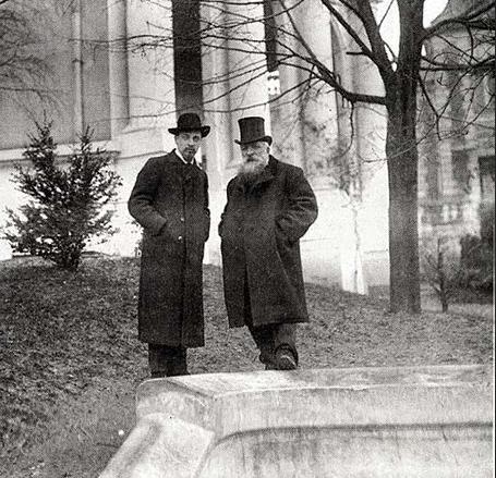 Rilke e Rodin
