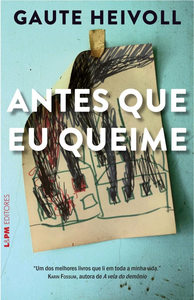 O livro de Gaute Heivoll com tradução de Guilherme da Silva Braga