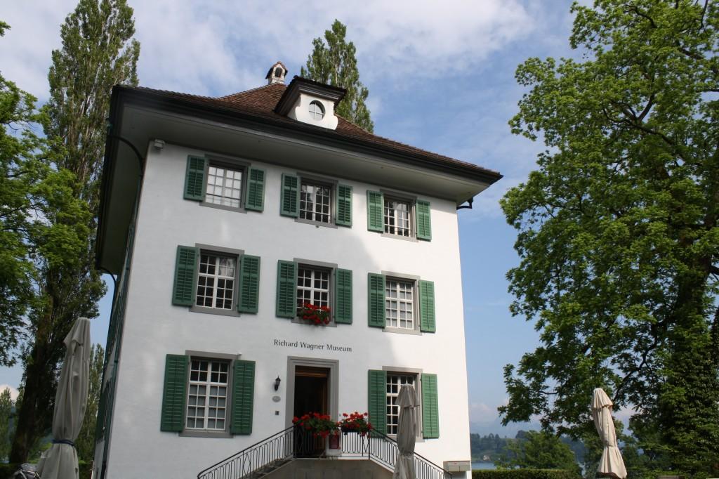 A casa de Wagner, frequentada por Nietzsche, agora é um museu