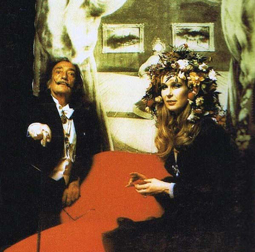 Salvador-Dali-at-Rothschild-party