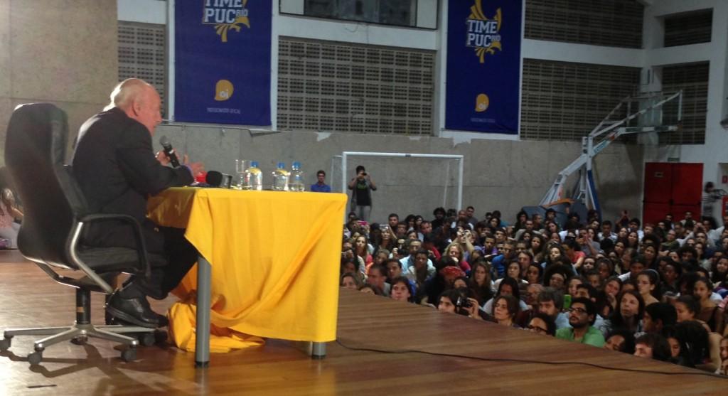 Foto de Ivan Pinheiro Machado