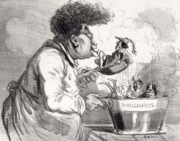 Caricatura de 1858