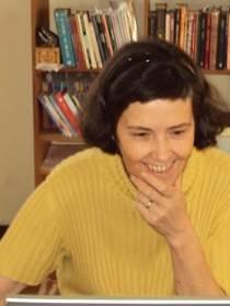 A tradutora Denise Bottmann