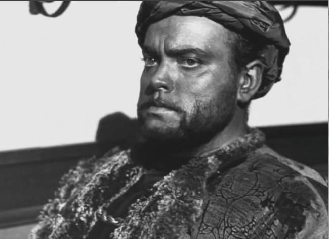 Orson Welles incorporou o mouro em filme de 1952