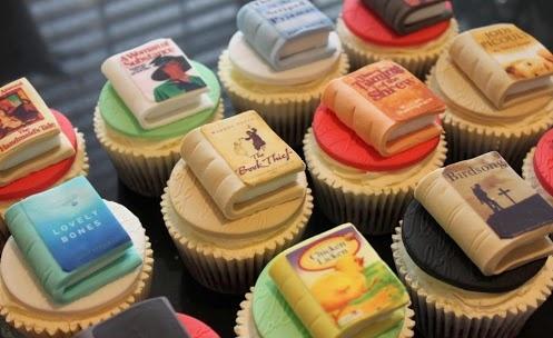 Cupcakes literários