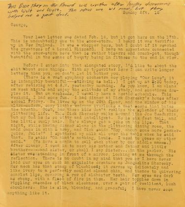 Uma das cartas descobertas