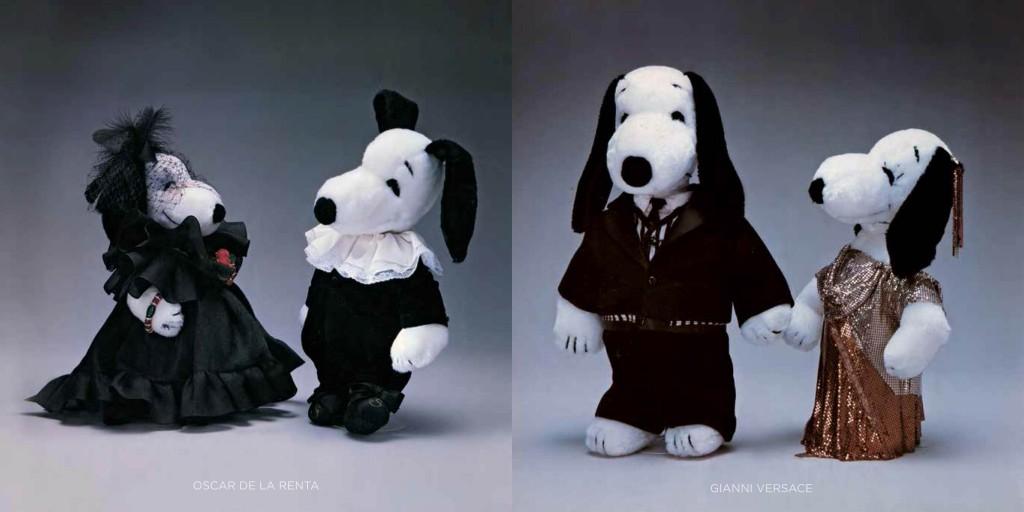 Snoopy e Belle por
