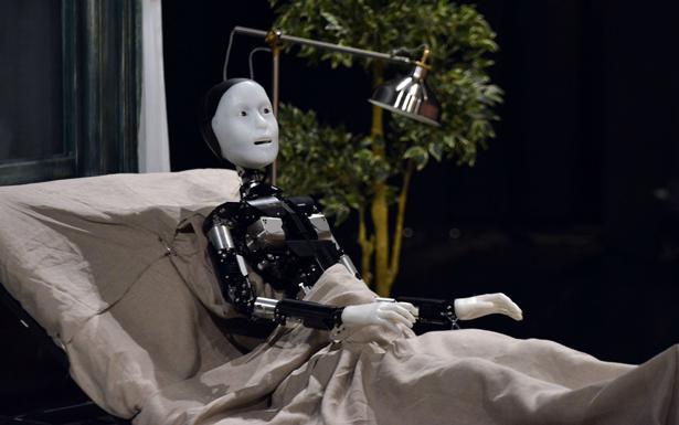 Gregor Samsa versão androide