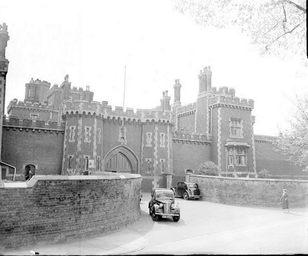 A antiga prisão Reading, onde Oscar Wilde ficou encarcerado por dois anos