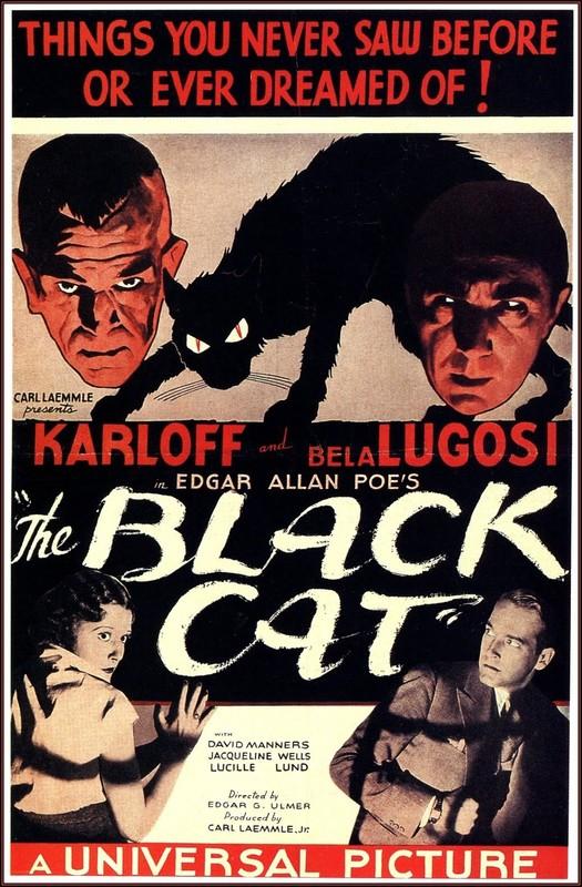Filme de 1934 com Bela Lugosi e Boris Karloff