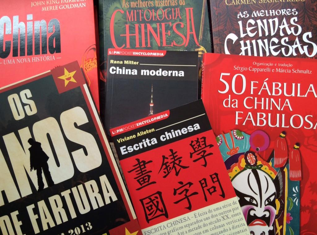 China livros