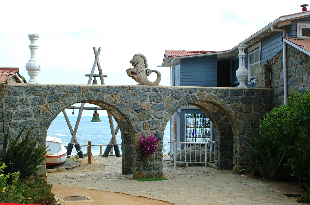 Neruda Isla Negra