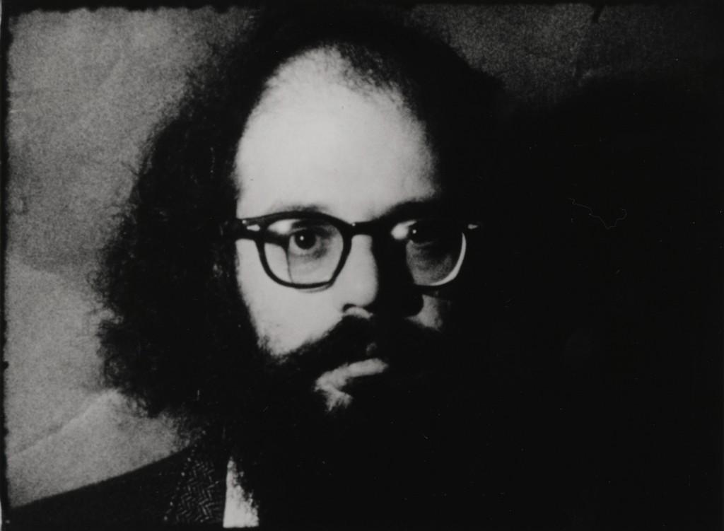 Allen Ginsberg por Andy Warhol