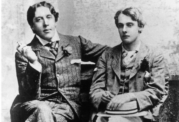Oscar Wilde e bosie