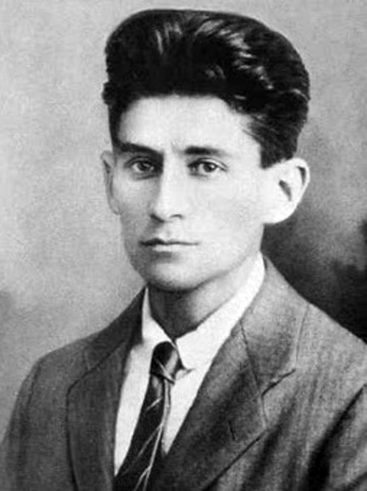 Kafka cabeludo