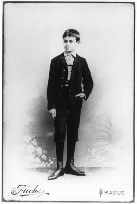 Kafka em 1896