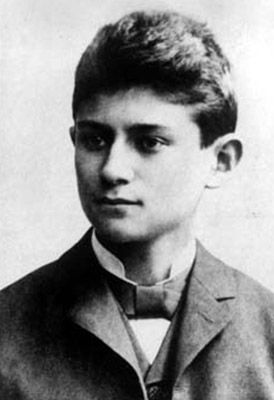 Kafka jovem