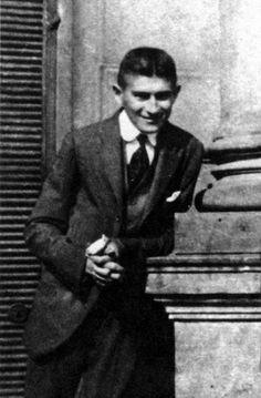 Kafka sorridente