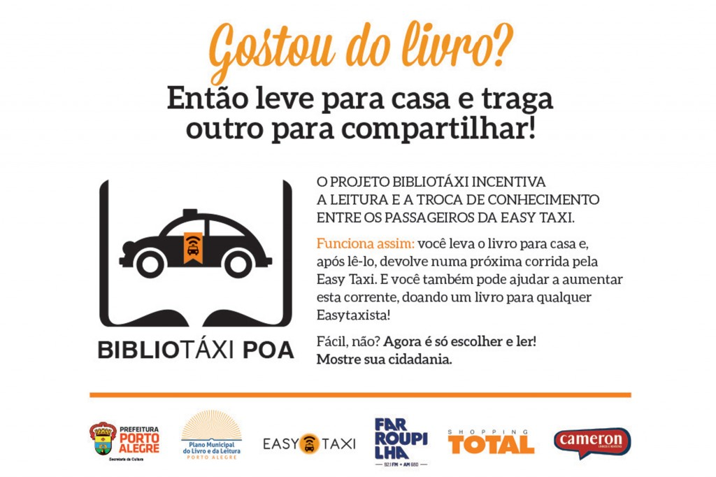 Bibliotaxi_Porto Alegre