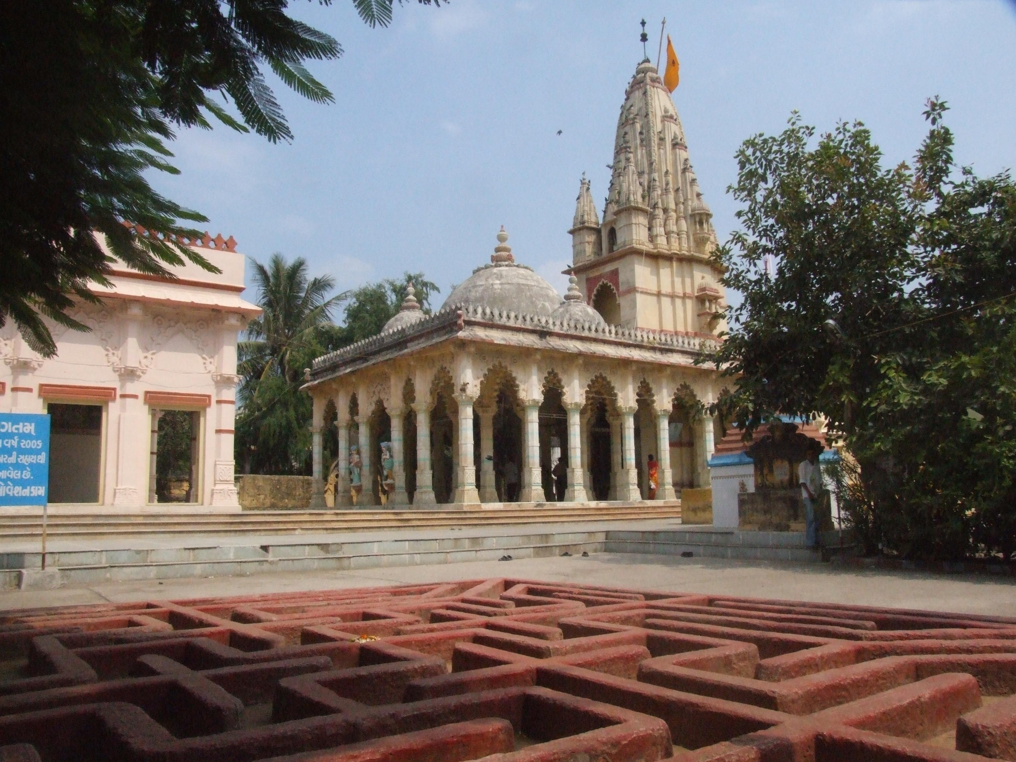 Sudama-Temple
