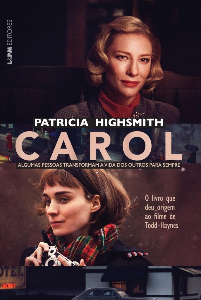 """A capa da nova edição de """"Carol"""""""