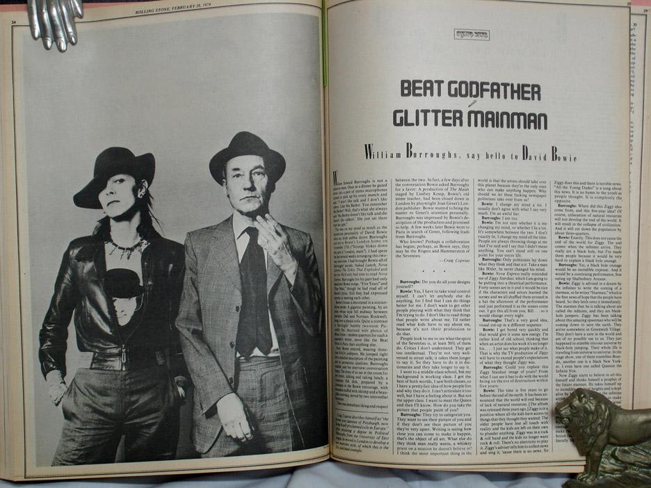 A matéria na Revista Rolling Stone (clique para ampliar)