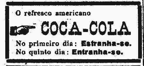 CocaColaEstranhase