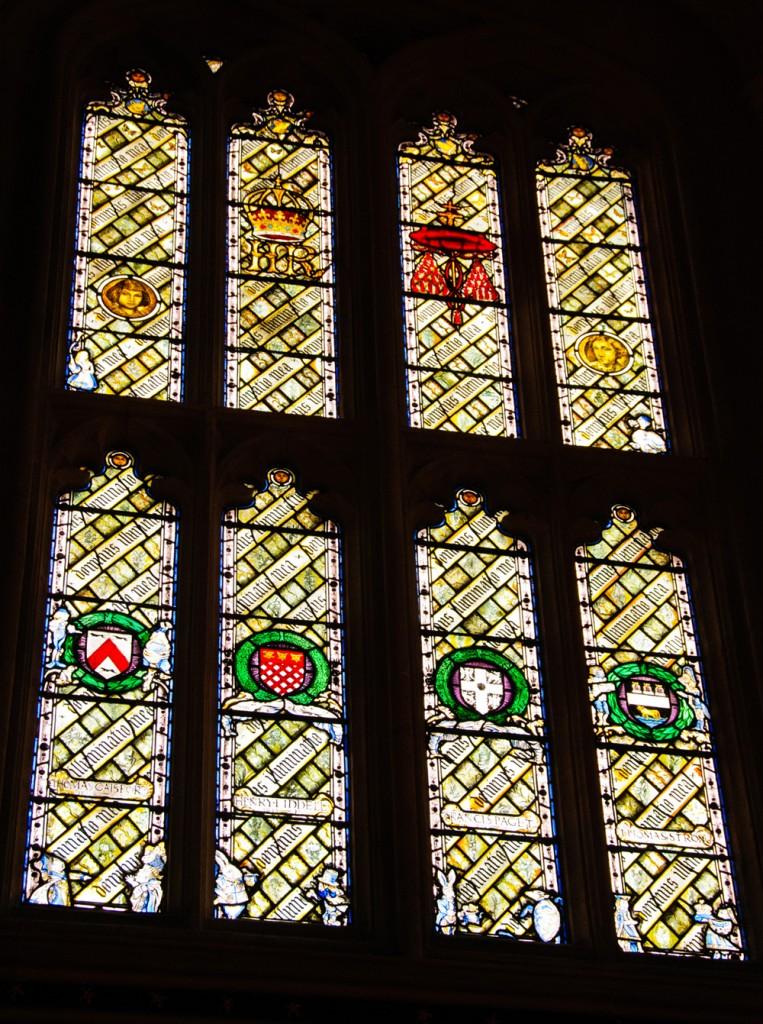 Lewis Carroll igreja