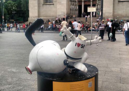Snoopy praca da se degolado