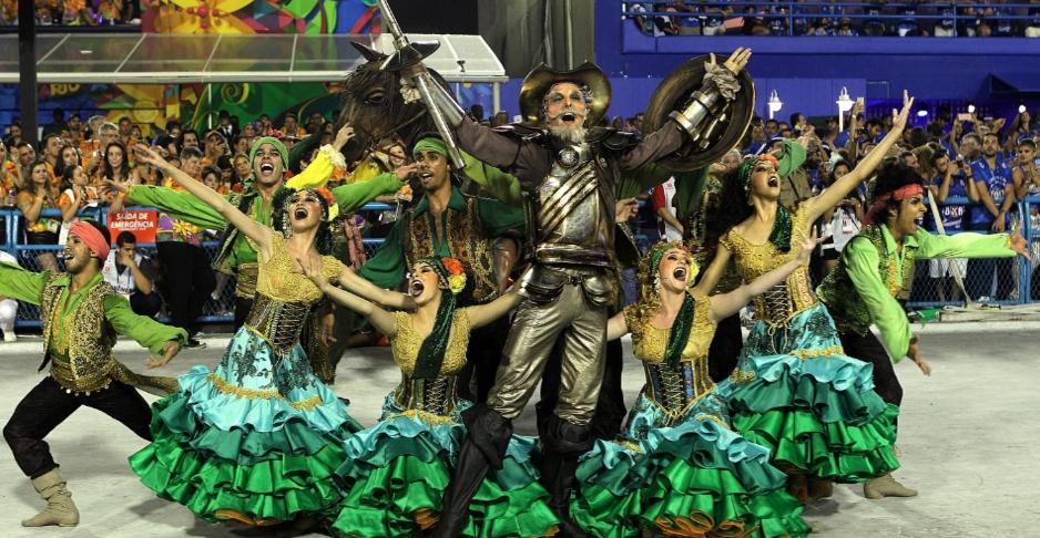Dom Quixote chega ao Brasil