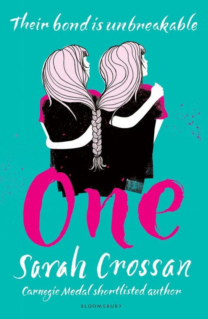"""A capa britânica de """"One""""."""