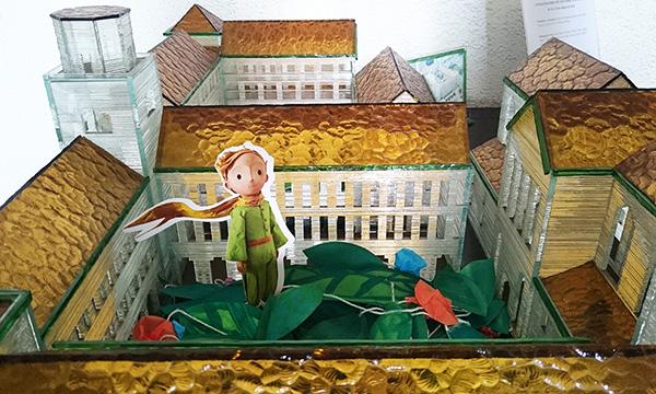 Pequeno Principe Mosteiro