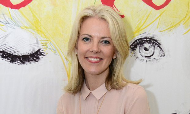 Sarah Crossan. Foto: Rolf Marriott