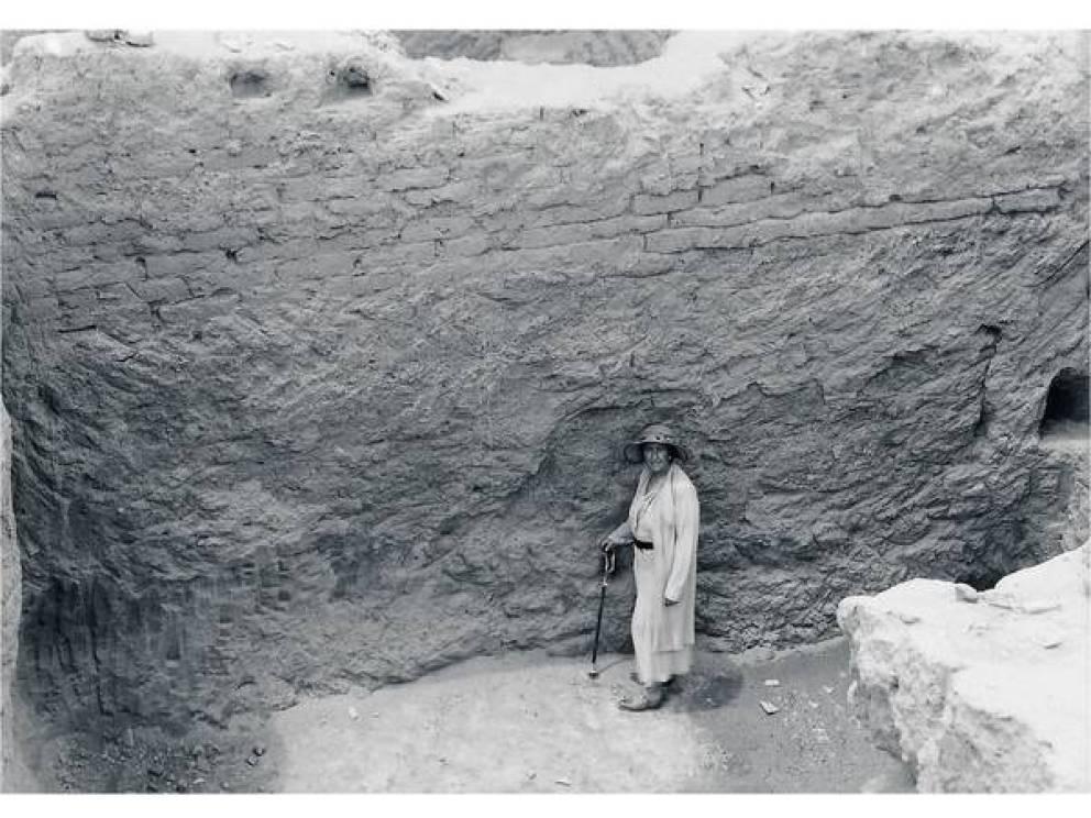 Agatha no Iraque 1936