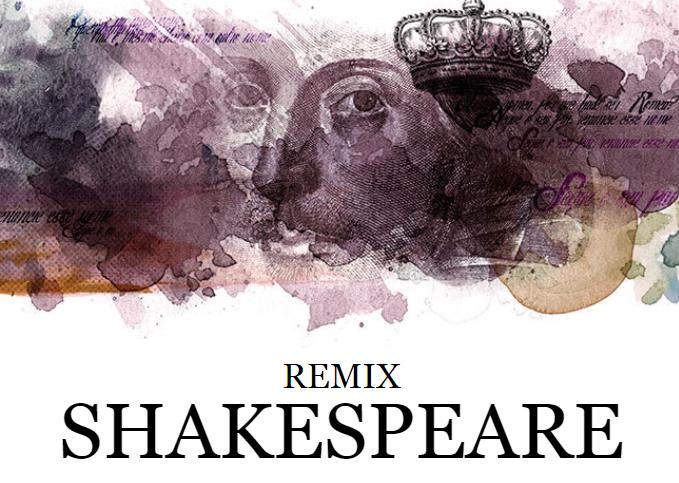 Shakespeare remix topo