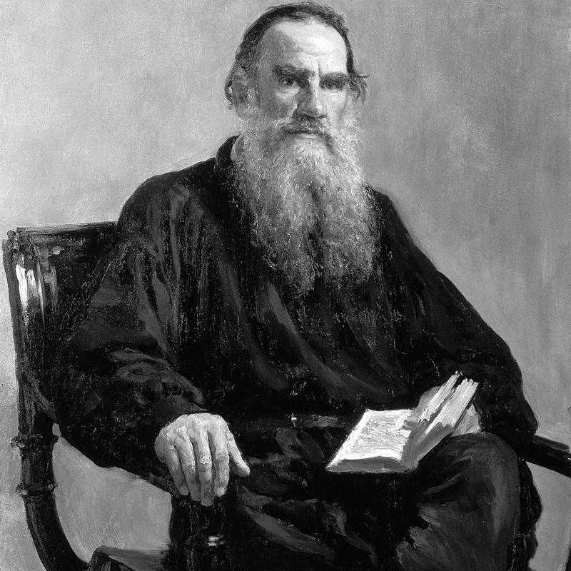 Tolstói foi um dos que mergulhou fundo nessa fonte da juventude