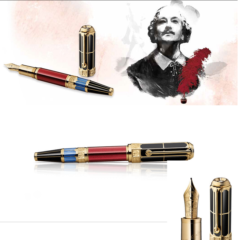Shakespeare Mont Blanc