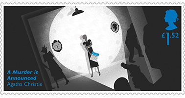 agatha-christie-stamp-gallery-a-murder-is-announced-378x359