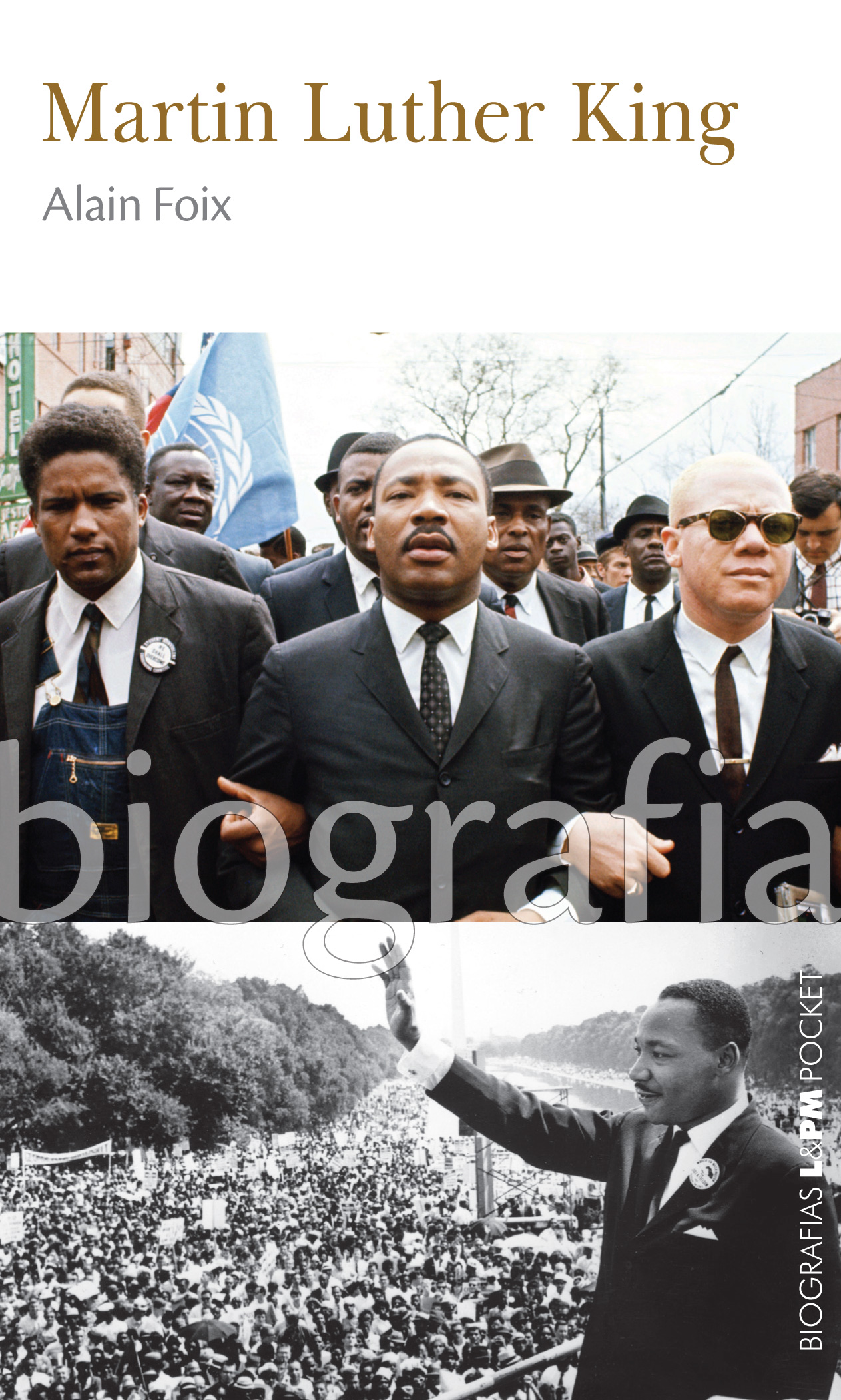 martin luther king bio Unauthorized biography of martin luther king, jr and barack obama lyrics:  yeah, the unauthorized copyspecial edition / dedicated to the dreamer, martin .